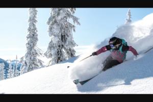 Freeskier – Liberty Skis – Win one pair of Liberty Skis