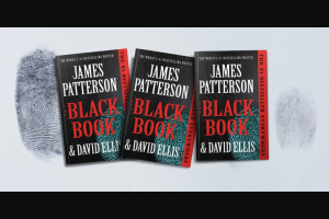 Hachette Book Group – Exclusive James Patterson Sweepstakes