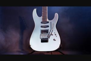 Jackson/charvel – Jackson Pro Series Soloist Pro Sl3r Giveaway – Win consists of one Pro Series Soloist Sl3R Mirror guitar