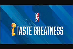 Mondelez Global – 2021 Nba Taste Greatness  – Win 2022 Experience A trip for two to Cleveland OH