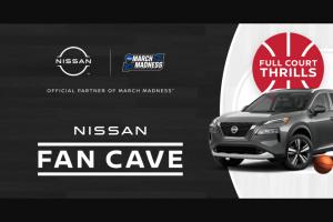 Nissan – NCAA Final Four Sweepstakes