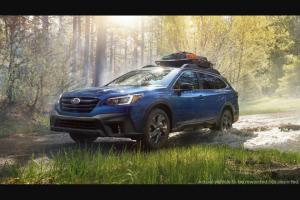 Omaze – 2021 Subaru Outback – Win a 2021 Subaru Outback (Model MDB Option 01).