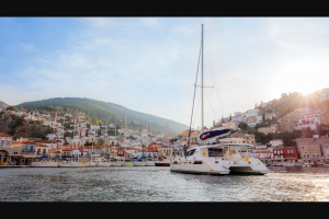 Omaze – Win Your Own Private Yacht For A Week To Explore The Greek Islands – Win a 7 day/6 night trip on a Moorings 4500 or similar 4-cabin sailing catamaran in Greece booked through The Moorings