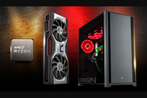 "Origin PC – Millenium Giveaway – Win (1) grand prize will be awarded to 1 winner only consisting of 1 ORIGIN PC MILLENNIUM desktop (the ""Grand Prize"") Total approximate retail value (""ARV"") of all Grand Prizes is $3000."