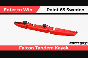 Paddling – Point 65 Sweepstakes