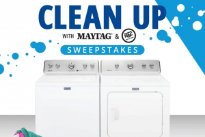Rent-A-Center – Clean Up With Maytag And Rac – Win the Maytag 4.2 Cu