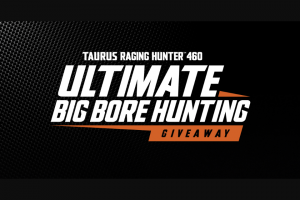Shoot-On – Ultimate Big Bore Hunting Giveaway Sweepstakes