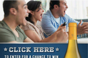 Sutter Home – Groceries – Win is a $100.00 VISA gift card