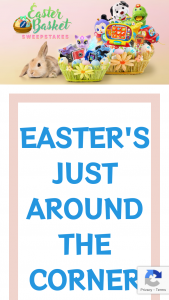 """Vtech – Easter Basket – Win one """"Little Kids"""" prize pack featuring VTech Pull & Sing Puppy"""