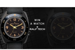 Worldtempus – Ralf Tech Watch Sweepstakes