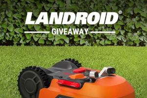 Worx – Win A Landroid Sweepstakes