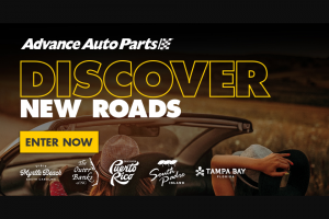 Advance Auto Parts – Road Trip Ready – Win a $10000 cash prize in place of the 2021 Coleman Lantern 17B Camper