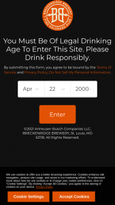 Anheuser-Busch – Breckenridge Brewery In Good Co – Win one customized Escapod Topo Teradrop Trailer