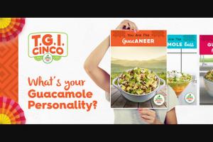 Avocados From Mexico – Cinco De Mayo Sweepstakes