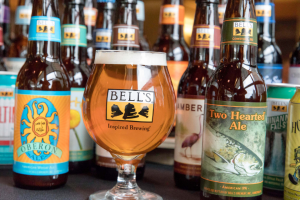 Bell's Brewery – Chase The Sun – Win the winner's choice of one (1) custom Paddleboard (ARV $825) or one (1) Mountain Bike (ARV $400).