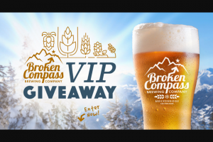 Breckenridge Grand Vacations – Broken Compass Vip Giveaway 2021 – Win 5-nights lodging in a onebedroom Breckenridge residence at the Grand Colorado on Peak 8 $5000 cash and a gift bag