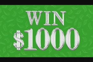 Iheartmedia – 2021 Q2 Cash – Win $1000 in the form of a check