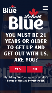 Labatt USA – Labatt Blue Light Bad At Buckets – Win Labatt Blue Light branded Pop-A-Shot game (exact specification of Prize to be determined in Sponsor's sole discretion).