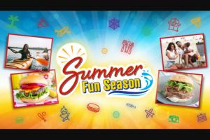 Martin's – 2021 Summer Fun Season Sweepstakes