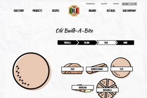Olé Mexican Foods – La Banderita Viva La Fiesta – Win $24 each consisting of the following items  1.