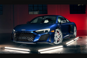 """Omaze – Limited Edition Audi R8 V10 And $20000 – Win an Audi R8 and $20000 (the """"Grand Prize"""")."""