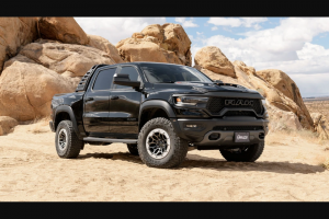 """Omaze – RAM 1500 Trx And $20000 – Win a 2021 RAM 1500 TRX and $20000 USD (the """"Grand Prize"""")."""