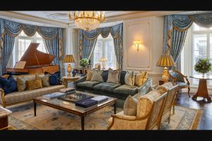 Omaze – Vacation Like The Queen At Claridge's Royal Suite In London – Win a 5 night