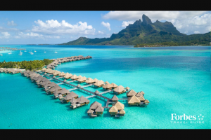 Omaze – Win A Vacation In An Overwater Bungalow At The St Regis Bora Bora – Win a 5 night/6 day stay in an Overwater Superior or Overwater Premiere Villa (room type subject to availability) at St Regis Bora Bora Resort in Bora Bora and a $3000 USD stipend