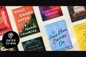 Penguin Random House – Favorite April Books – Win Eight (8) Books Published in April 2021 When the Stars Go Dark by Paula McLain