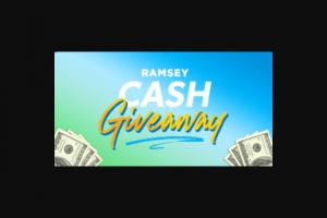 Ramsey – Cash Giveaway Sweepstakes