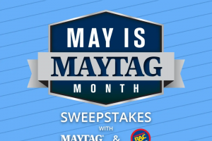 Rent-A-Center – May Is Maytag Month With Maytag – Win the Maytag 4.2 Cu