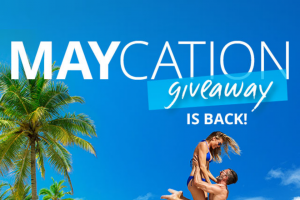 Sandals And Beaches – Maycation 2021 – Win a 7days/6nights Luxury Included® vacation for two (2) adults (the Grand Prize Winner and one (1) guest) in a Love Nest Butler Suite