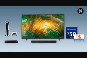 Sony Electronics – The Perfect Pair Sweepstakes