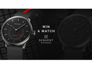 Worldtempus – Sequent Watch Sweepstakes
