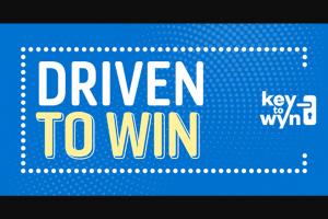 Wyndham – Key To Wyn – Win a $500 Caesars Rewards Gift Card