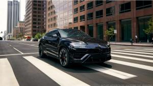 Omaze – Win a 2021 Lamborghini Urus PLUS $20,000