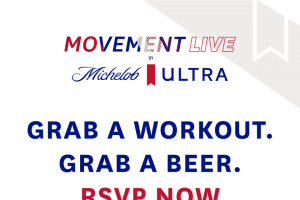 Anheuser-Busch – Michelob Ultra Dream Gym Giveaway – Win one (1) Michelob ULTRA/Beaverfit branded gym box