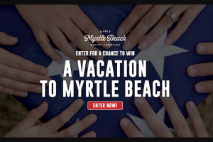 Bimbo Bakeries – Salute To Our Troops From Entenmann's And Visit Myrtle Beach – Win a trip that includes three nights