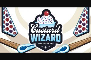 Culver's – Custard Wizard Instant Win Game And – Win of all available prizes in the  is $6142.