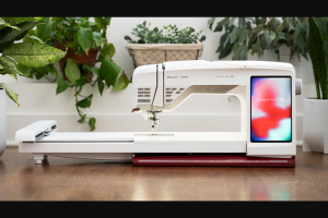 Husqvarna Svp Sewing Brands – Make Your Escape – Win $2000 Airbnb gift card and a travel case that fits a Designer Ruby 90.