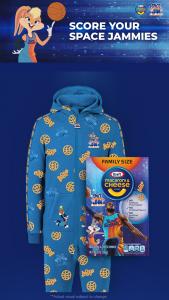 Kraft Heinz Foods – Kraft Macaroni & Cheese Space Jam Jammies Sweepstakes