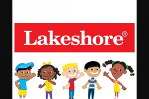 Lakeshore – Flex-Space Giveaway Contest – Teachers – Win Grand Prize Winner's classroom at the Eligible School