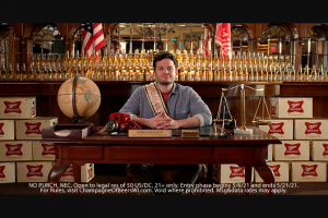 Molson Coors – Miller High Life The Champagne Of Beers Region Contest Sweepstakes