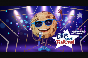 Mondelez Global – Chip's Got Talent – Win a year's supply of Chips Ahoy