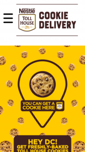 Nestlé – Toll House Cookie Hunt – Win the following one $520 digital UberEATS Gift Card