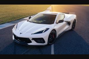 """Omaze – 2021 Corvette Stingray – Win a Corvette C8 Stingray (the """"Grand Prize"""")."""