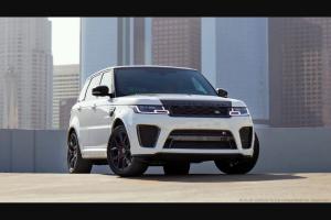 """Omaze – Range Rover Sport Svr – Win a 2021 Range Rover Sport SVR (the """"Grand Prize"""")."""
