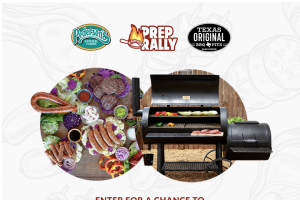 Pederson's Natural Farms – Bbq Grill And Meat Bundle – Win a BBQ Grill and Grocery bundle from Pederson's Natural Farms