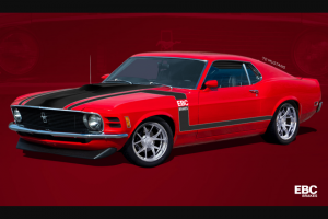 Rtm Studios – Ebc Brakes Muscle Car – Win one (1) prize consisting of a 1970 Ford Mustang with performance upgrades valued at approximately $40000.00 USD