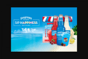 The Real – Seagram's Escapes Italian Ice – Win one (1) one hundred dollar ($100 US) gift card